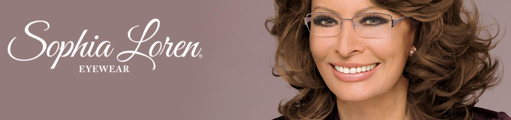Sophia Loren Glasses