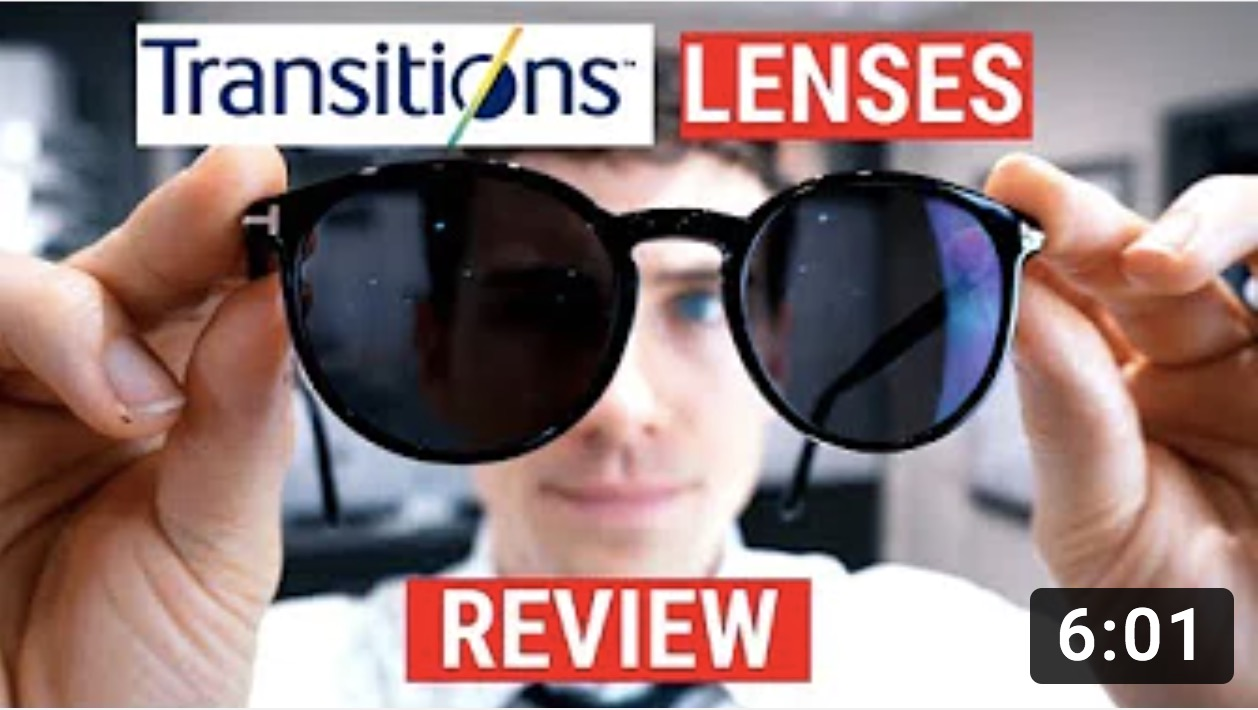 Transitions 8 Lenses Review Video