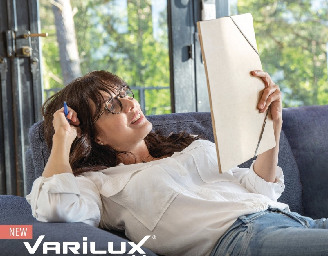 Varilux Progressive Blue Block Lenses