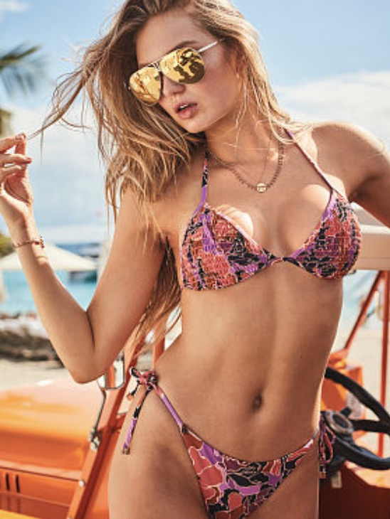 Victoria's Secret Mirror Sunglasses