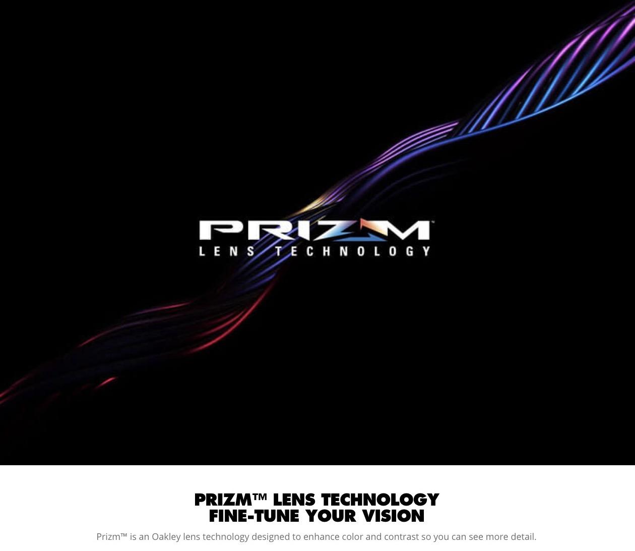 Oakley Prescription Prizm Lenses