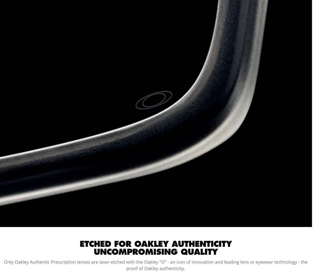 Oakley Lenses Precision Edging