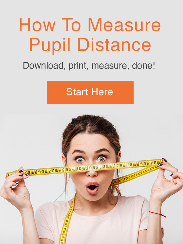 Measure Your Pupil Distance