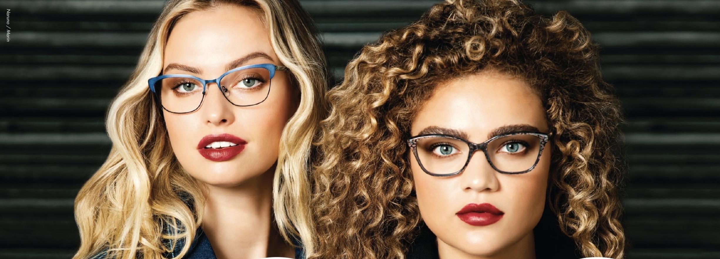 Women's Rectangular Eyeglasses